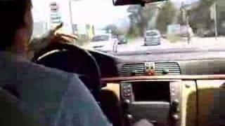 Lancia Thesis test drive