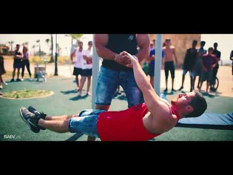 Street Workout Championship In Ashkelon ,Israel