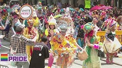 San Francisco Pride Parade 2019 - Segment 1