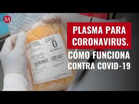 ¿Qué es el plasma convaleciente y cómo funciona contra el covid-19?