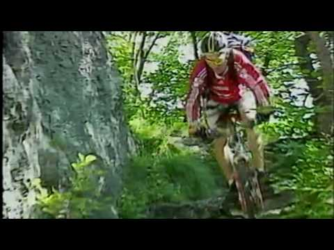 No Way Transalp trip with Hans Rey 1999, CoreCulture TV