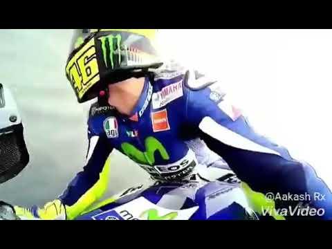 Valentino Rossi Gana Song Whatsapp Status | Bike Race Gana Song