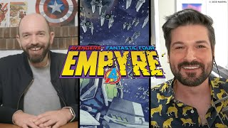 EMPYRE And BIG EVENTS With Anthony Carboni! | Worlds Greatest Book Club