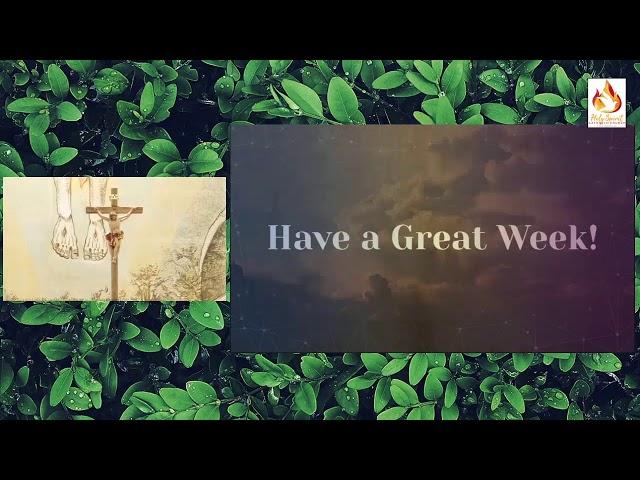 Sunday Mass at Holy Spirit Catholic Church -