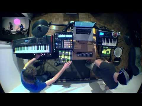 Taylorythm - Icosahedron (Live Performance)