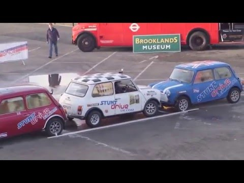 Amazing fast parking car Guinness world record
