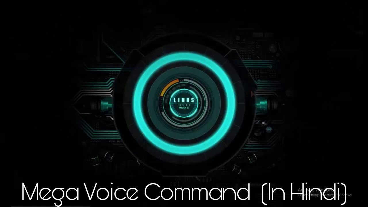 How to download Mega Voice Command Jarvis in your Laptop or PC Links Jarvis  tutorial in hindi