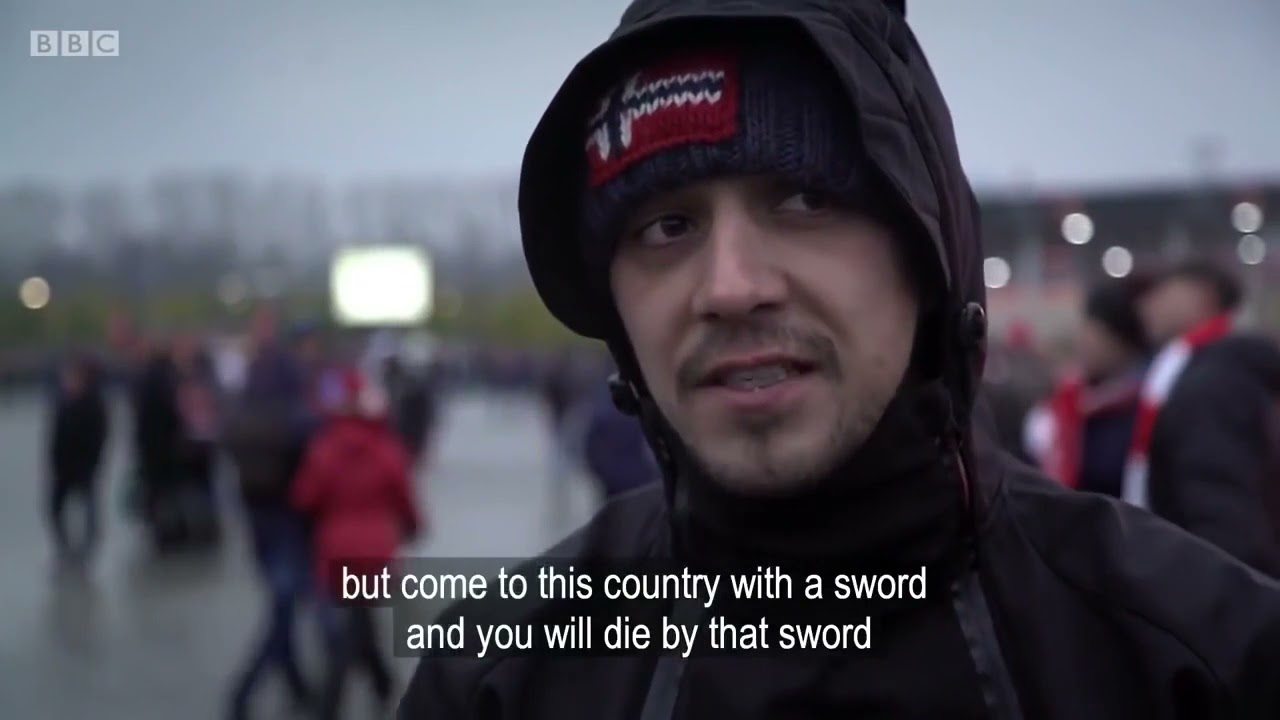 Download Russia's Hooligan Army