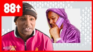 Cam'ron talks his biggest beef 50 Cent, praises A$AP MOB and why Ghostface  is one of his favorites