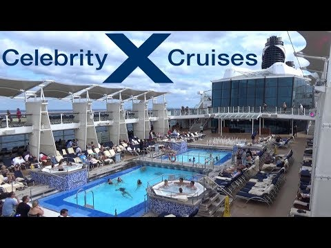 Celebrity Equinox 2018 Tour & Review with The Legend