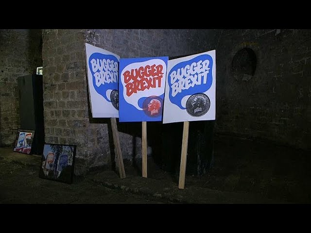 New exhibition wants to make art out of Brexit