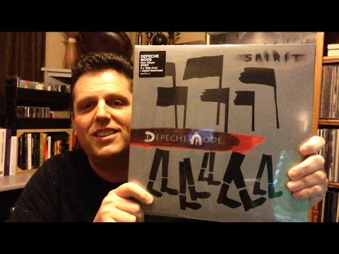 DEPECHE MODE - Music Collections #42 and new album unboxing