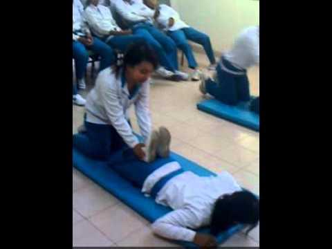Bali Health Caddie Training.
