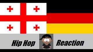German Reacts to Georgian Rap/Hip Hop   Teddy Neptune