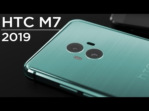 HTC M7 2019 reborn! HTC is back!?