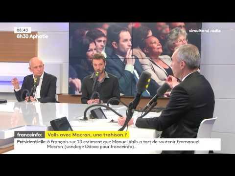 """""""C'est vrai que les frondeurs sont les champions de la parole donnée"""" ironise François de Rugy"""