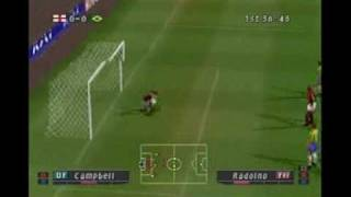 Pro Evolution Soccer 2: England Vs Brasil (2002)