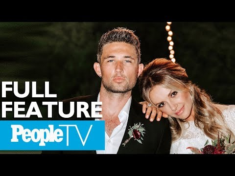 Angie Ward - Inside Michael Ray & Carly Pearce's wedding!