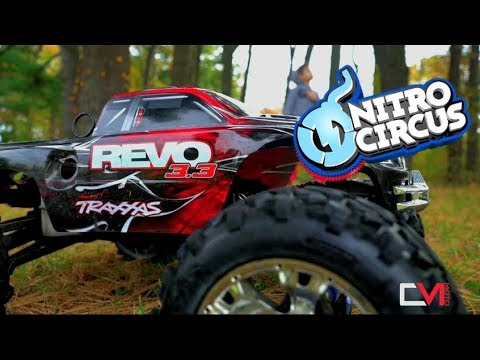 How to clean a RC Traxxas Revo 3.3 after trashing it!