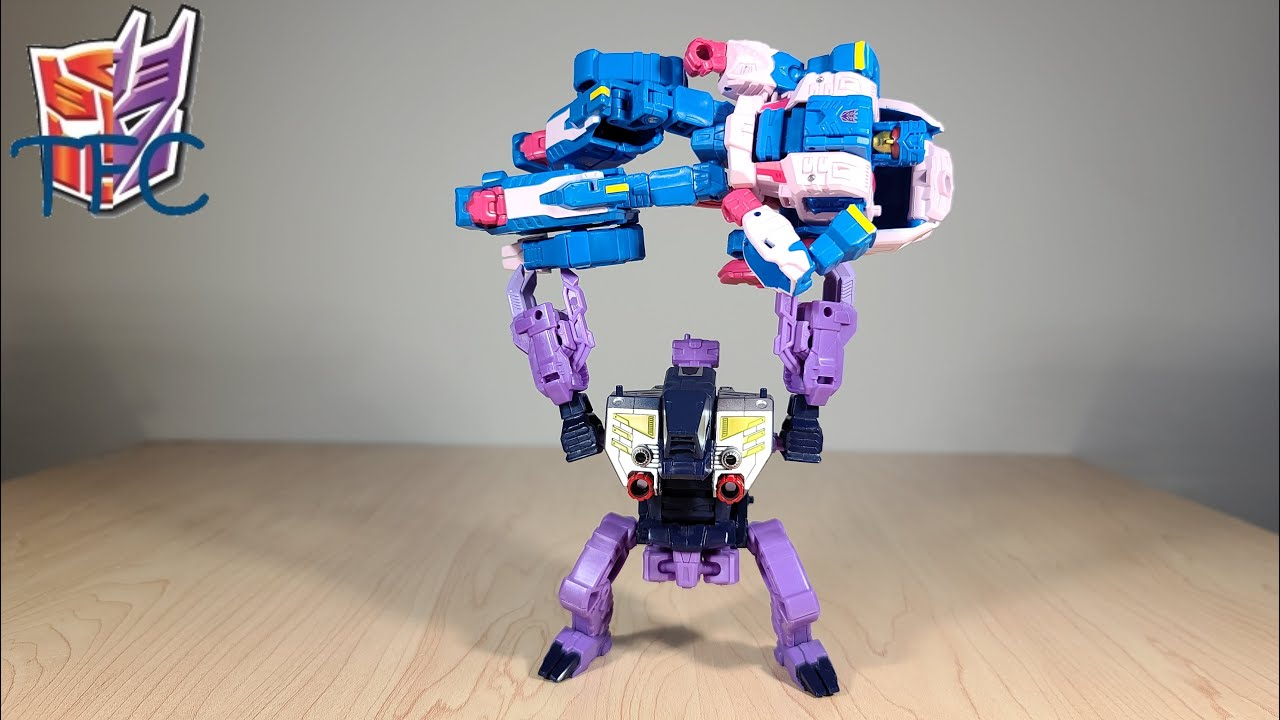 TF Collector Generations Selects Gulf Review!