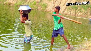 Indian New funny Video-Hindi Comedy Videos 2019-Episode-51--Indian Fun ME Tv