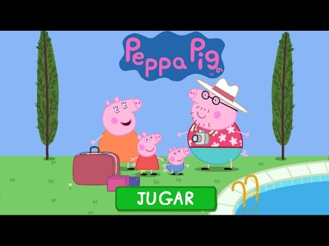 Las Vacaciones De Peppa Pig App Gameplay