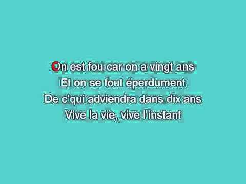 Viens  saint Germain [karaoke]