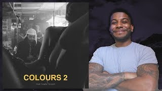 PartyNextDoor - Colours 2 (Reaction/Review) #Meamda