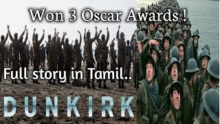 Dunkirk (2017) movie tamil | Dunkirk movie tamil explanation | Review | vel talks