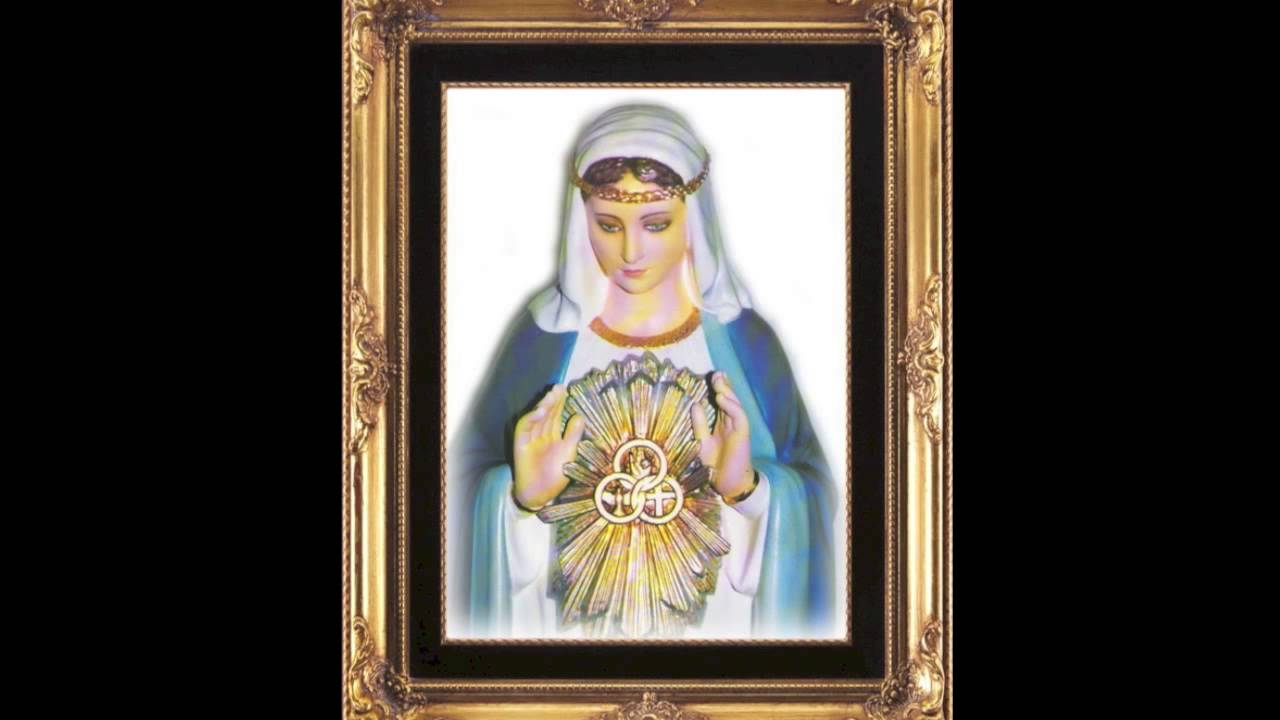 Hymn To Our Lady Of The Most Holy Trinity