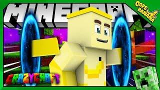 CỔNG MẶT TRĂNG THẦN KỲ (Minecraft Crazy Craft 3.0 #5)