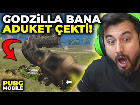 Download GODZİLLA BANA ADUKET ÇEKTİ / PUBG MOBILE