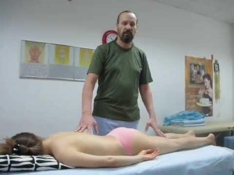 Миофасциальный массаж. Преподает Сергей Косенко