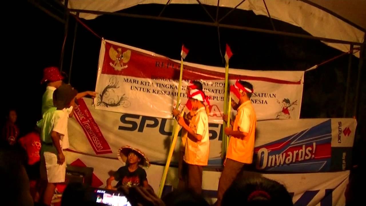 Drama Parodi Memperingati Hari Kemerdekaan 17 Agustus Ke 70 Youtube