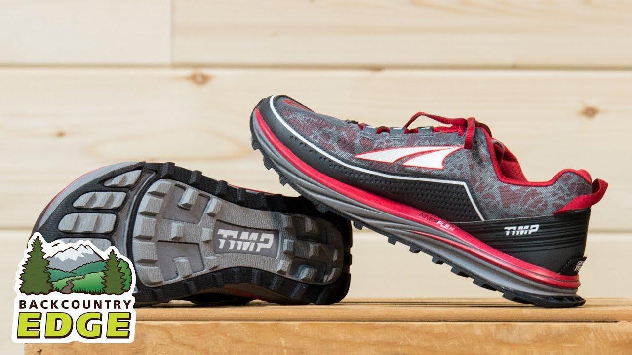 Altra Men's Timp Trail Shoes - YouTube
