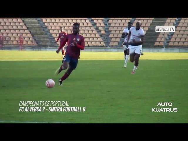 FC Alverca 2 - Sintra Football 0 Highlights