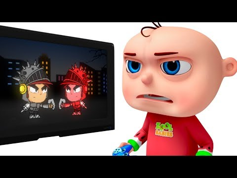 Zool Babies Series - Catching a Thief Episode | Cartoon Animation For Children| Videogyan Kids Shows