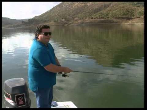 Dan Hernandez El Capitan Lake Sport Fishing Youtube