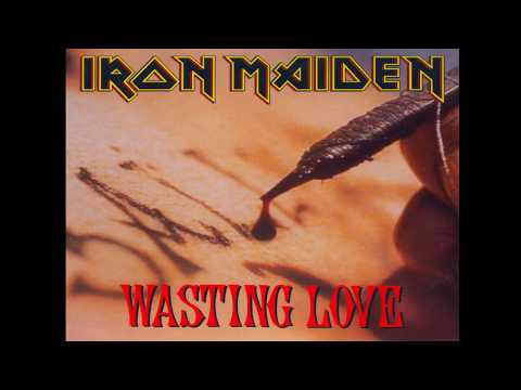 "Iron Maiden "" Wasting Love "" ( vocal cover )"