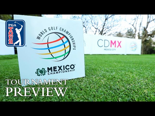 Mexico Championship preview