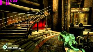 Rage (2011) Gameplay (GTX580) [Max Settings] Explosion radio-controlled toy cars from stock