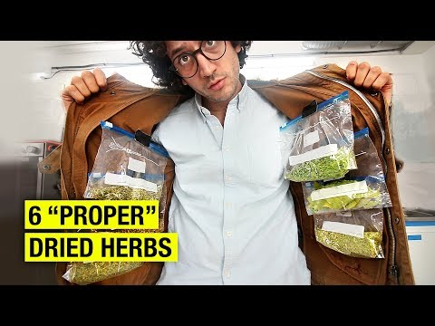 Don't Buy Dried Herbs Without Watching This...