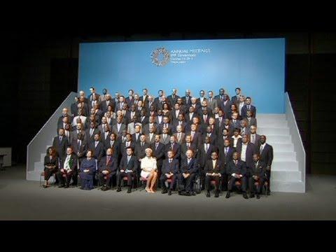 Le gratin de la finance mondiale à Tokyo, la recette allemande face à la crise