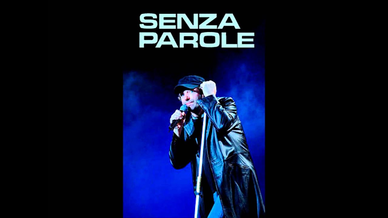 Youtube Musica Vasco Rossi E Senza Parole Vasco Rossi Youtube