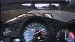 Honda CBR-1100 - 330 км/ч