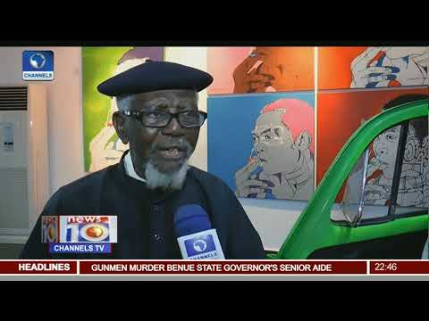 Art Review: Diseye Tantua Celebrates Veteran Artist Demas Nwoko