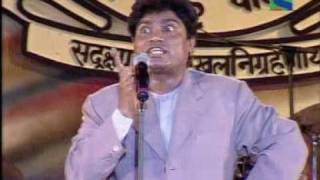 Johny Lever - Marathi Airways: Mumbai to Kolhapur............!!!