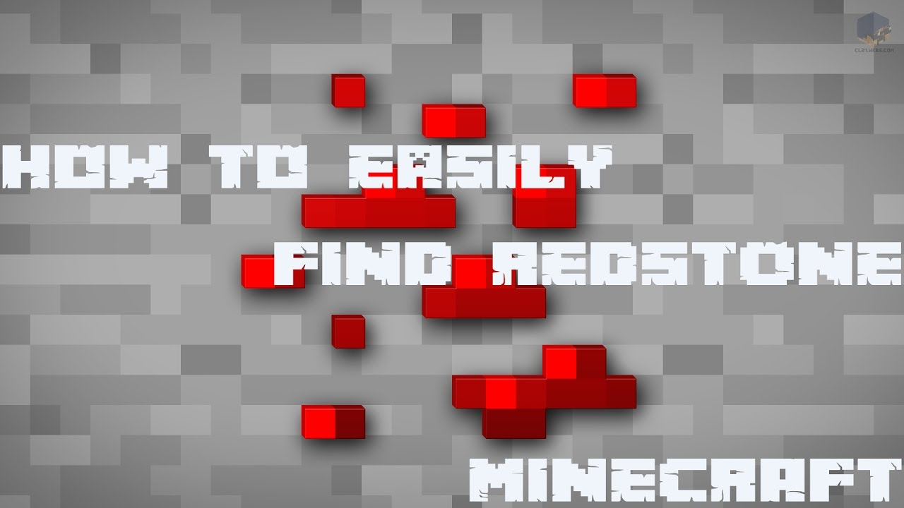 how to work with redstone