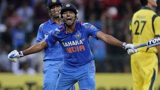 vuclip Sharma, Faulkner star as India take series 3-2