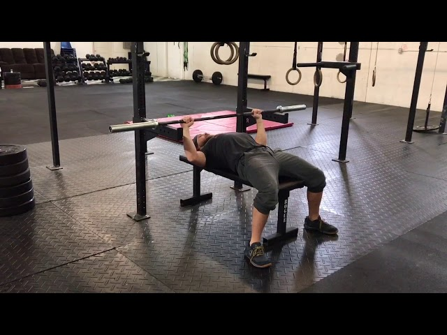 Wide Grip Rack Press (correct)
